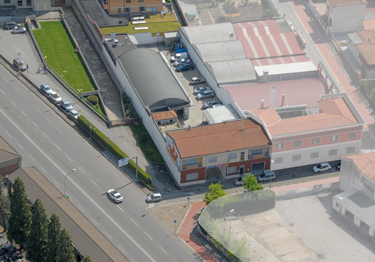 1 Foto aerea Carrozzeria